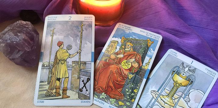 Significado de los Arcanos mayores - las cartas del tarot - Elhoroscopodehoy.eu